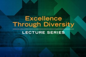 Excellence Through Diversity Lecture Series Logo
