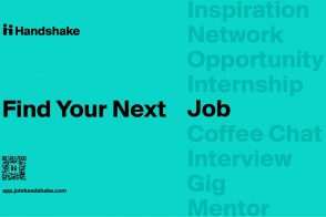 Find your next job at Handshake