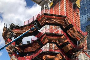the vessel projects at Hudson Yards