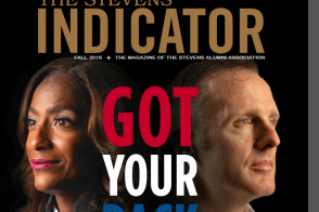 cover of current issue of Indicator