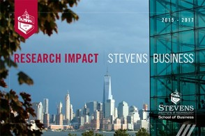 Cover page of the 2017 research report, showing the lower Manhattan skyline.