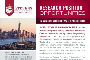 SSE Research Post Doc Research Opportunity Flyer