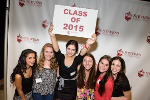 Picture from Welcome Seniors Event 2015