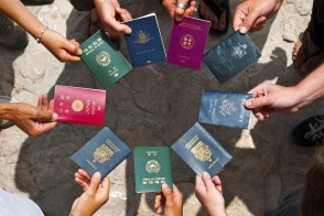 Passports from many countries
