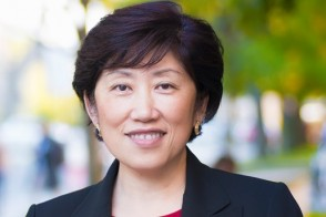 Photo of Dr. Jean Zu New Dean of Stevens Institute of Technology Schaefer  School of Engineering and Science.
