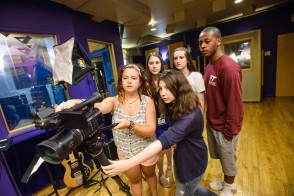 Multimedia Immersion at Stevens