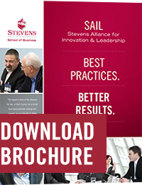 Brochure for Stevens Alliance for Innovation & Leadership