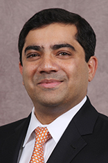 Headshot of Neil Mukherjee